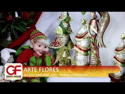 Arte Flores - Decoração de Natal