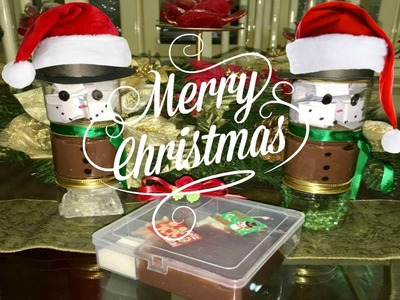 Ideias de decoração e lembrancinhas de Natal !!