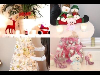 Minha Decoração de Natal - Christmas Decorating
