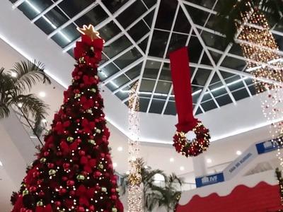 Natal 2016 - Decoração de Natal do Shopping Bela Vista, Salvador, Bahia (15.12.2016)