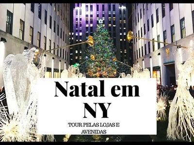 TOUR PELAS LOJAS E 5a AVENIDA: preço de produtos, decoração de Natal e mais!