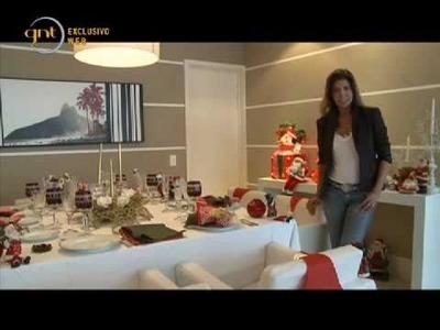 Aprenda a montar uma mesa de Natal perfeita 2015