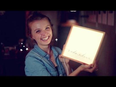 Uatt? + Rotina & Rabisco - Coleção Vida Leve - Luminária