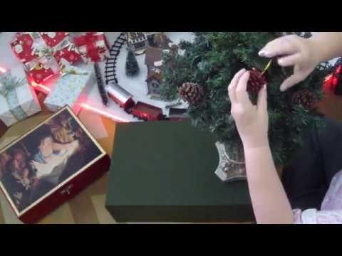 Cantinho de Natal para Presépio | Má Patchwork