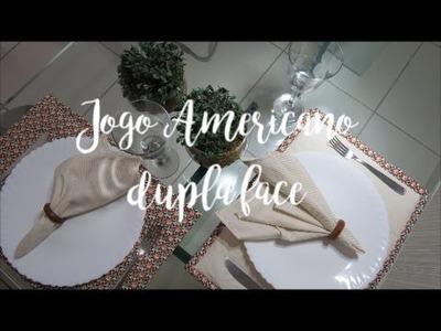 DIY: Jogo Americano fácil de fazer (e vender!) #clubedacasa, por Camila Camargo