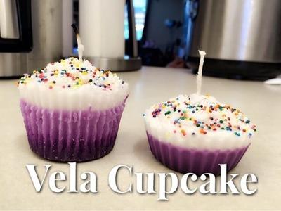 DIY Velas Cupcake! ????????