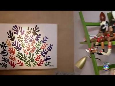 Aprenda idéias de decoração e reciclagem de uma forma diferente