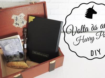 #Geektubers | DIY Volta às Aulas • Harry Potter