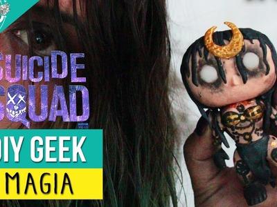 #16 DIY ESQUADRAO SUICIDA: COMO FAZER FUNKO DA MAGIA ❤ VEDA 360