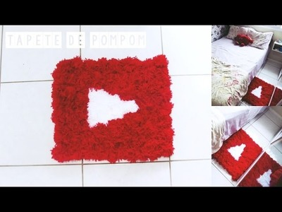 DIY ❤ Tapete PLAY do Youtube
