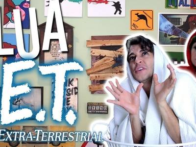 LUA DO E.T. - Victor Lamoglia D.I.Y.