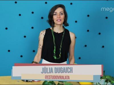 Casa e Decoração - DIY: Júlia Dugaich
