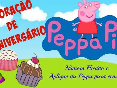 DIY - DECORAÇÃO DE ANIVERSÁRIO DA PEPPA PIG- PARTE 4 - 3 ANOS DA SOPHIE
