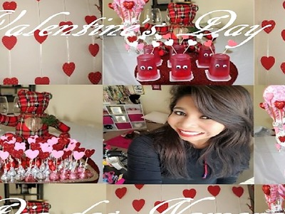 DIY Valentine's Day Ideas # Ideias para Valentine Day # Dia dos Namorados Americano