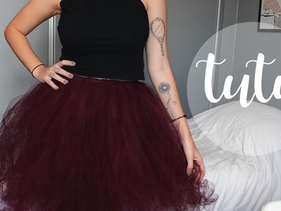 DIY CARNAVAL Saia de Tutu | As Makes da Frá