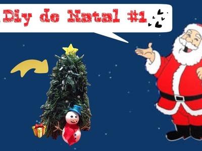 Diy de natal #1