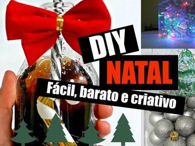 DIY DE NATAL:: Fácil, barato e criativo. 2016- Luíza Melo ????????