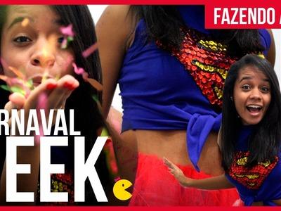 DIY | Fantasia GEEK para o CARNAVAL