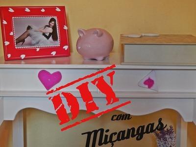 DIY| Usando Miçangas