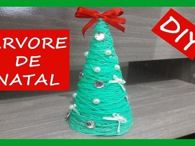 ESPECIAL NATAL | DIY Árvore de Natal