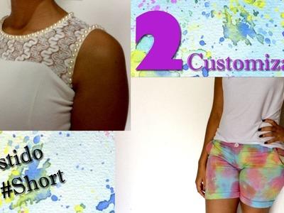 2 DIY de Customização | por Mayara Santos