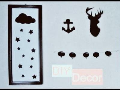 DIY-Decoração de Parede|Pinterst Inspired