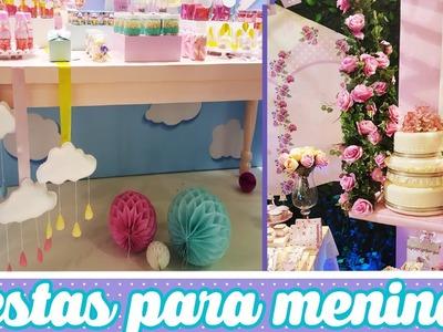 40 Opções de Tema para Festa de aniversário infantil Menina. Expor parques e festas