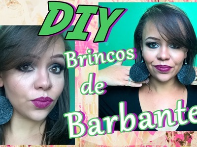 DIY: Brincos de Barbante