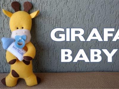 Girafa Baby - Passo a Passo