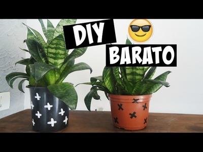 DIY SUPER BARATO PARA VASINHOS