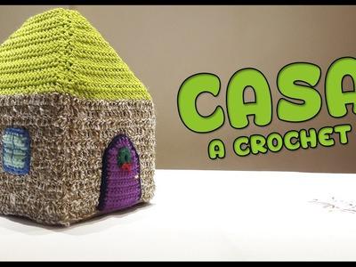Casa a crochet