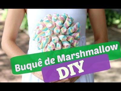 DIY: Buquê de Marshmallow