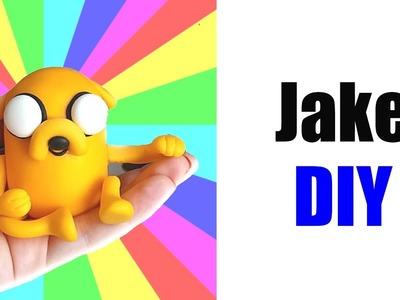 DIY - Jake HORA DE AVENTURA em Biscuit