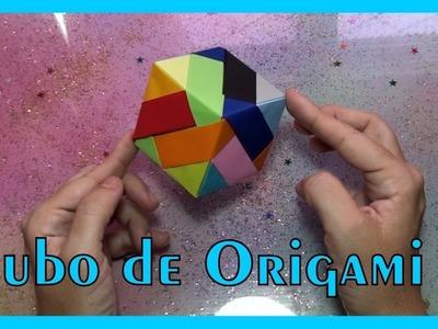 CUBO DE ORIGAMI 1