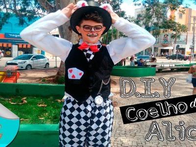 D.I.Y - Coelho Branco (Maquiagem) #1