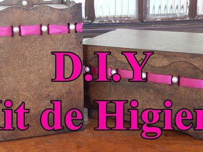 D.I.Y Kit de Higiene para Bebê