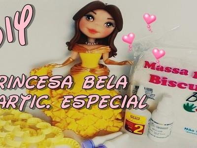 DIY   Princesa Bela + participação especial