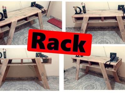DIY - Rack de TV