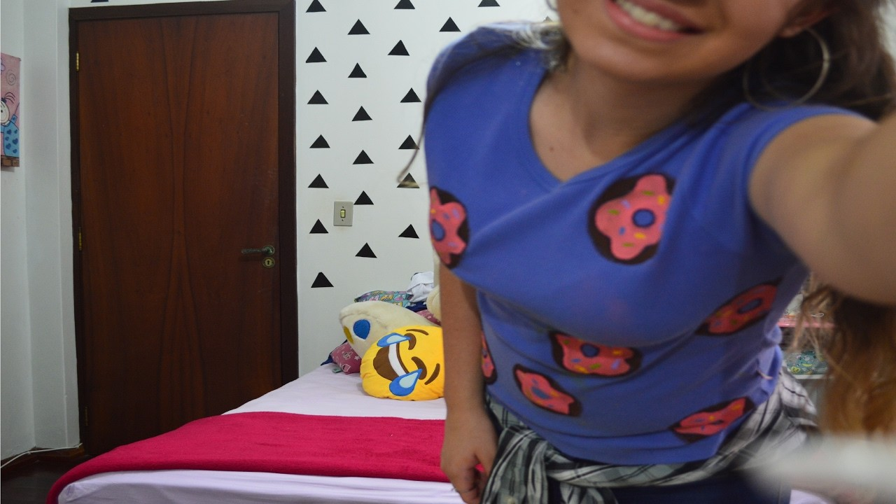 DIY: Camisa De Donuts por Milena Teles