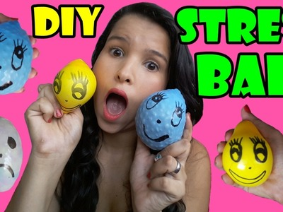 DIY STRESS BALL | #MEIGATODODIAPORUMASEMANA | BOLAS ANTI STRESS