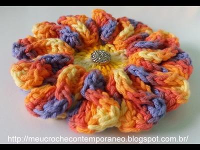 Flor Barroco Multicolor