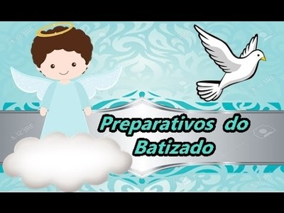 Preparativos do batizado! DIY: forminhas para docinhos com crepom