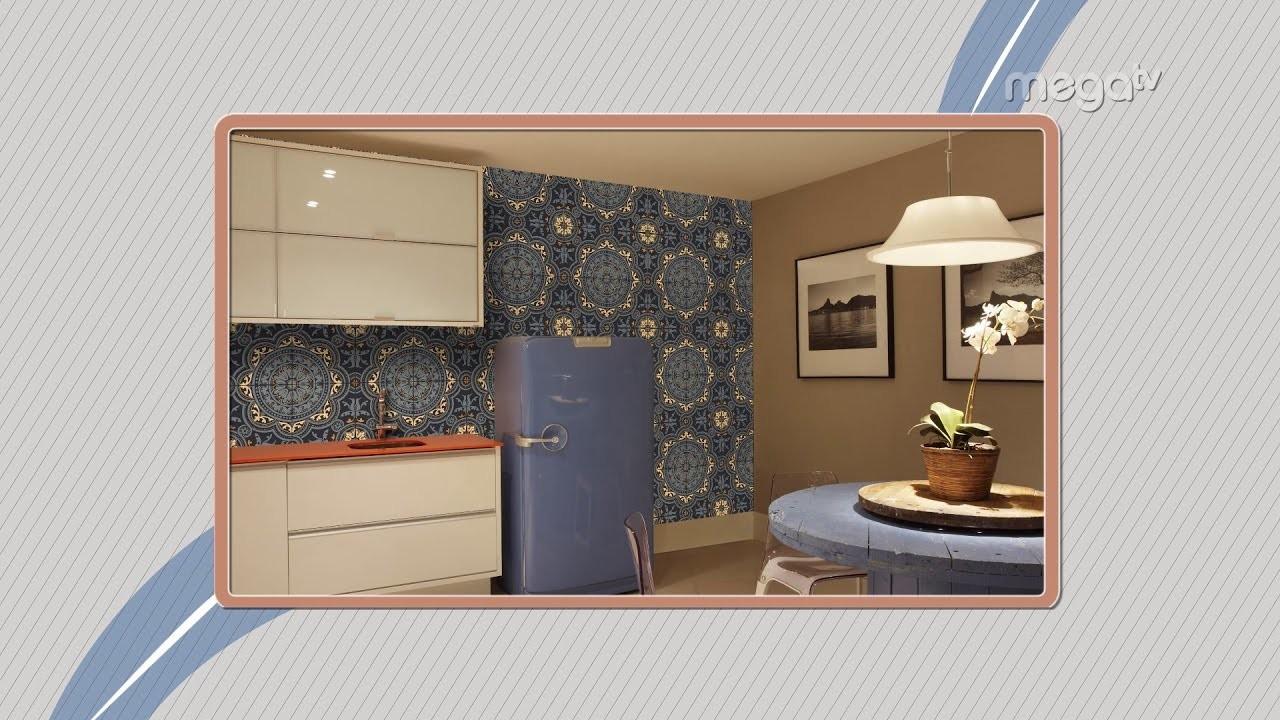 Casa e Decoração - Mosaico de Azulejos
