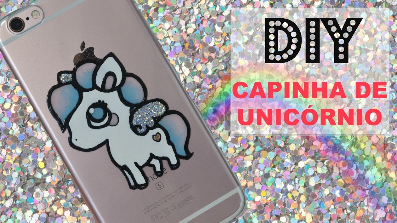 DIY: Capinha de Unicórnio ~ Day
