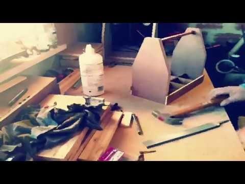 DIY do lixo ao luxo - Porta Cervejas em Madeira