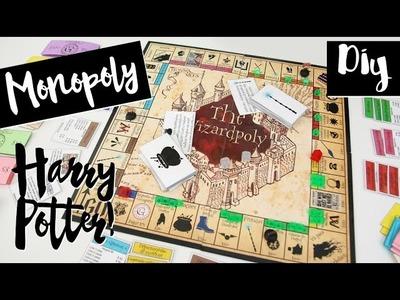 DIY: Wizardpoly - Monopoly de Harry Potter - Para baixar!