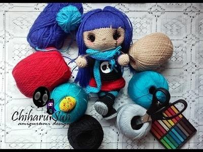 Lovety Crochet Doll - Parte 4 (blusa)