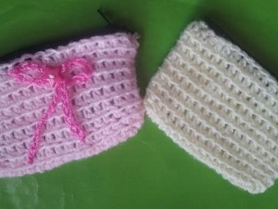 Monedero tejido a crochet #2