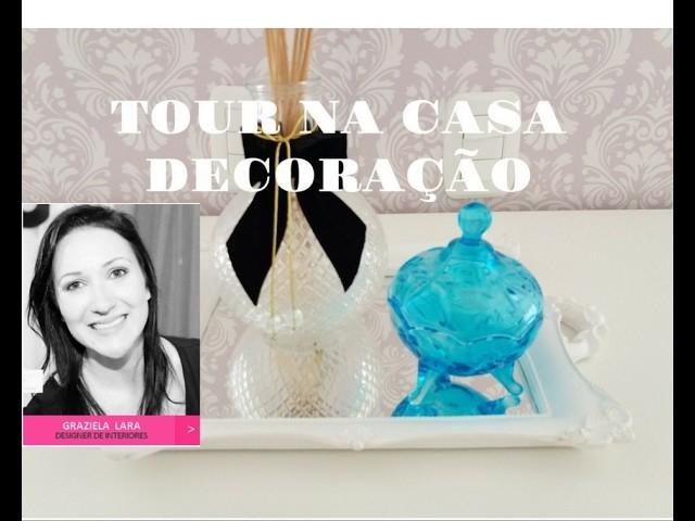 TOUR PELA CASA: MINHAS COMPRINHAS DE DECORAÇÃO - TV Casa Clean
