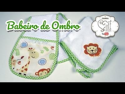 DIY::: Babeiro de Ombro - By Fê Atelier